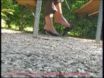 Hottest Mature Toe-Dangling 10