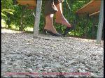 Hottest Mature Toe-Dangling 10