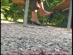 Hottest Mature Toe-Dangling 30