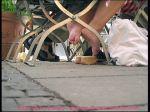 Nicest Lady Dip On Wodden Sandals 8