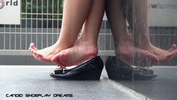 Asian Sales Girl's Magnificent Lunch Break Dipping(13)