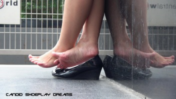 Asian Sales Girl's Magnificent Lunch Break Dipping(22)