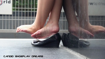Asian Sales Girl's Magnificent Lunch Break Dipping(26)