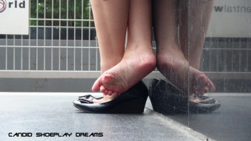 Asian Sales Girl's Magnificent Lunch Break Dipping(29)